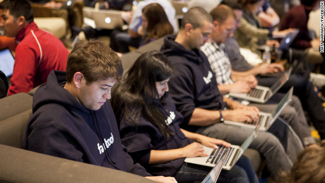 "Many of the company's most successful products have come out of its Hackathons, including the Facebook timeline, chat, video and the ""like"" button."