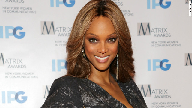 Tyra Banks praises Vogue for stance on models