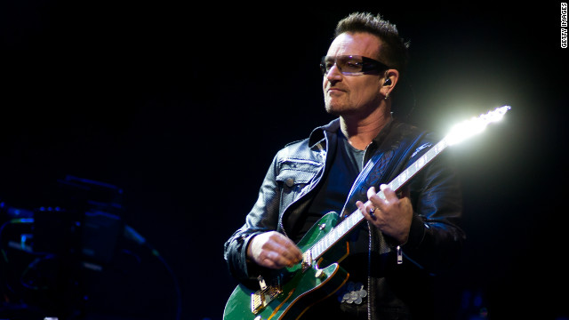 Could Bono become wealthiest rocker?