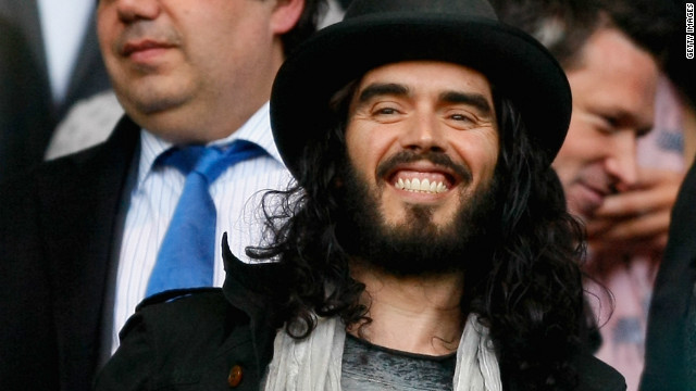 Russell Brand on Katy Perry dating John Mayer