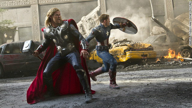 Did 'Avengers' really own box office records?
