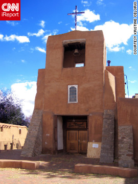 The Chapel of San Miguel is the oldest church in Santa Fe.