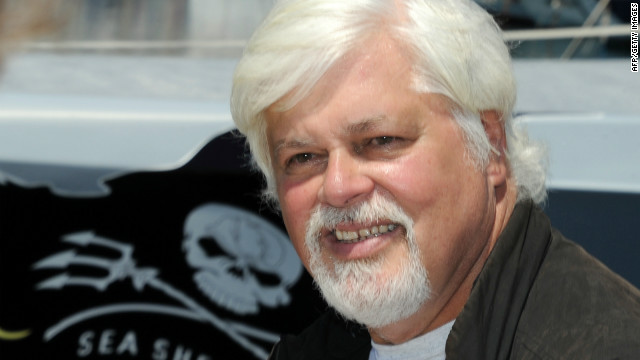Bail set for 'Whale Wars' star in extradition fight
