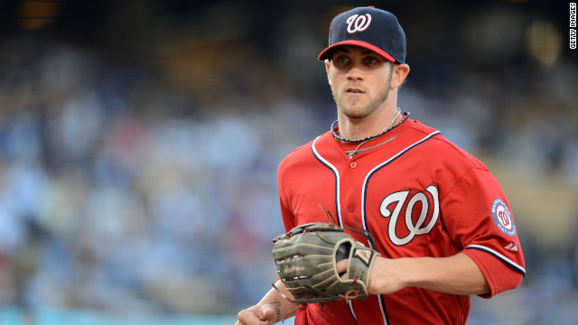 Bryce Harper's 'clown question' quip speaks to Mormon prohibition on alcohol