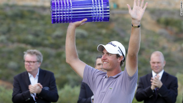 Nicolas Colsaerts won his second European Tour title after winning last year's China Open