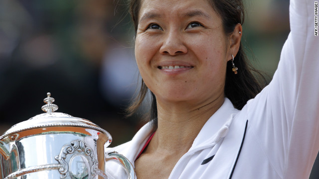 After becoming China's first grand slam singles champion in Paris, Li signed a raft of new sponsorship deals.