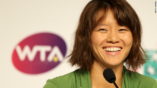 Li was one of the most in-demand players on the WTA Tour, not just because of her nationality but also because of her engaging personality.