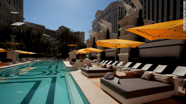 Memorial Day weekend in Las Vegas is one of the busiest times of the year, along with New Year's Eve. Parties held around the resorts' elaborate pools are big events. Grab a chair at the posh Venus Pool Club at Caesars Palace to get in on the action. <a href='http://www.budgettravel.com/slideshow/photos-12-memorial-day-getaways,7260/?cnn=yes' target='_blank'>See more photos at BudgetTravel.com</a>.