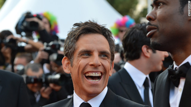 Ben Stiller and Chris Rock also voice characters in