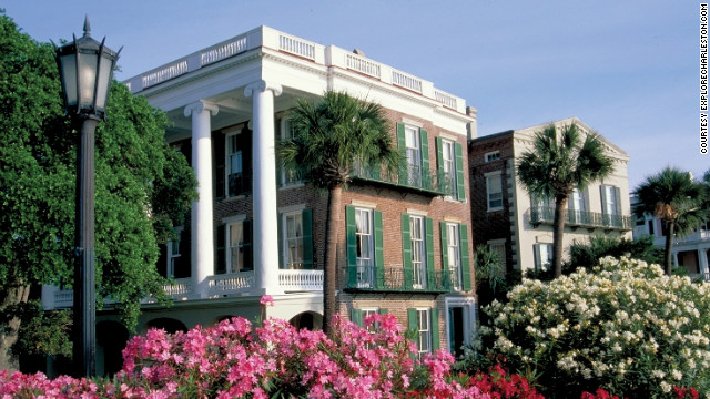 Charleston, South Carolina is a city that is known as much for high art and history as it is southern charm. &lt;a href='http://www.budgettravel.com/slideshow/photos-12-memorial-day-getaways,7260/?cnn=yes' target='_blank'&gt;See more photos at BudgetTravel.com&lt;/a&gt;.