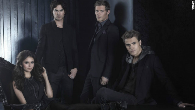 'Vampire Diaries' leads Teen Choice Award nods