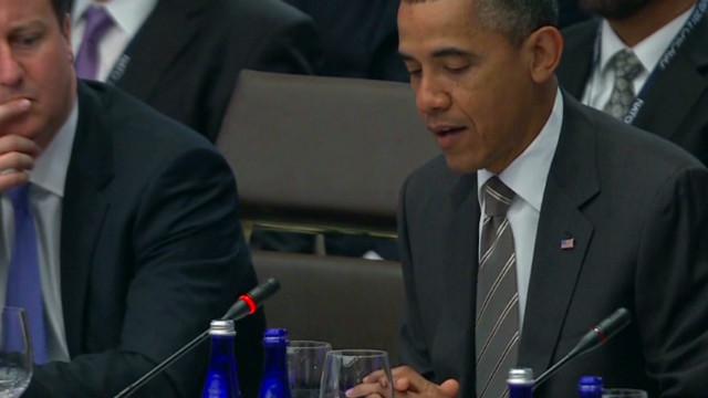 Obama llama a la OTAN a salir de Afganistán para el 2014