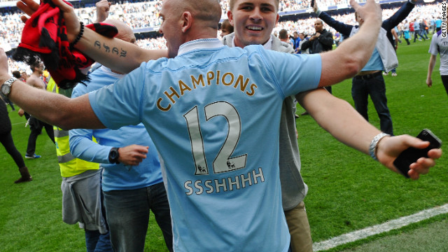 Manchester City's dramatic Premier League title win has increased the value of the Abu Dhabi-owned English club's brand, putting it eighth on the list, worth an estimated $302 million.
