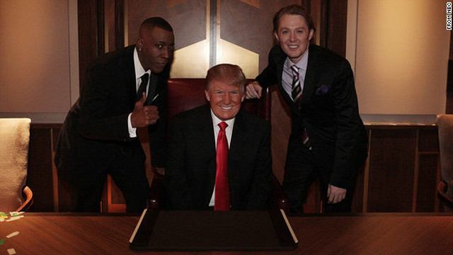 Arsenio takes the win on 'Celebrity Apprentice'
