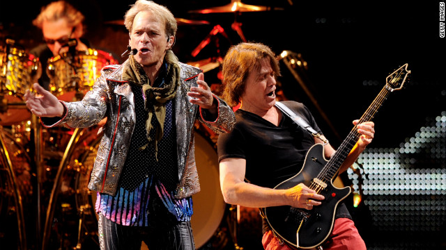 Van Halen explains those postponed tour dates