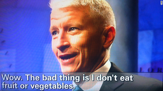 A five-step plan for overcoming picky eating (a.k.a. an open letter to Anderson Cooper)