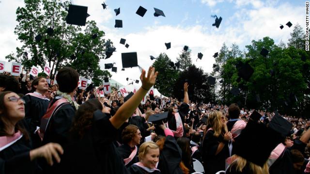 Mistakes graduates make