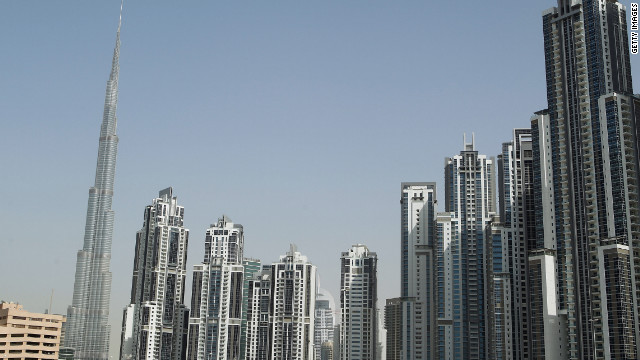 Dubai also plays host to the world's largest building, the Burj Khalifa, which stands at over 2,700 feet tall and offers spectacular views across the fast-expanding city.
