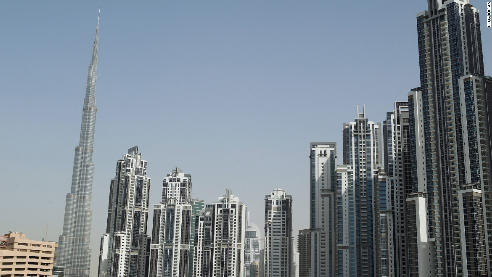 ... , holds the title of the tallest building in the world at 2,717 feet