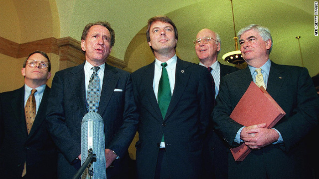 Photos: The rise and fall of John Edwards