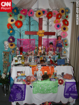 "Jody Mace, who runs the website <a href='http://www.charlotteonthecheap.com/' target='_blank'>Charlotte on the Cheap</a>, enjoys taking in the ""unique, weird and fun side of the Queen City."" Here, she finds a Day of the Dead altar at <a href='http://www.puravidaart.com/' target='_blank'>Pura Vida Worldly Art</a> in the artsy NoDa neighborhood."