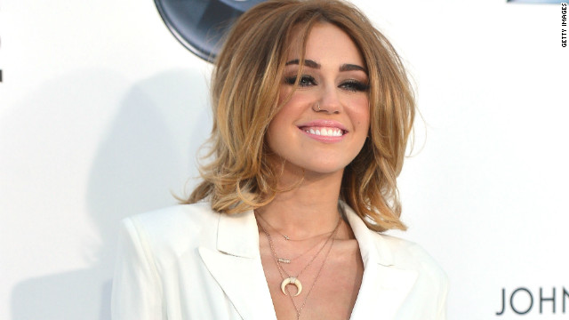 Miley Cyrus: Sex is a beautiful, magical thing. May 22nd, 2012. 03:12 PM ET