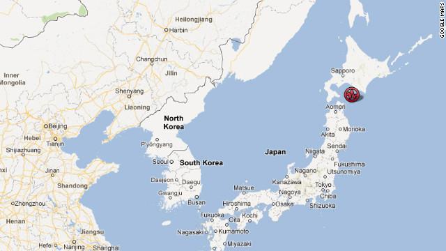 Un sismo de magnitud 6,1 sacude Hokkaido, en Japón
