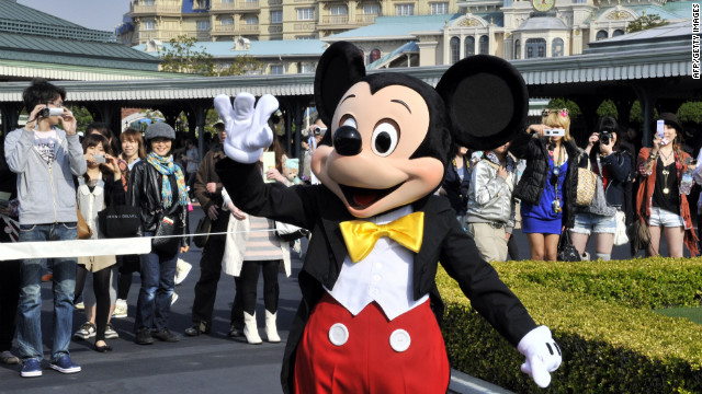 Disneyland request brings Japan's same-sex rights into focus