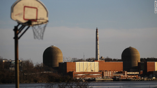 The NRC said the U.S. nuclear plant with the greatest earthquake risk is Indian Point, 24 miles north of New York City.