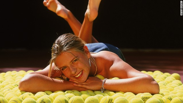 Maria Sharapova\'s French Open dream