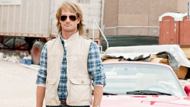 Will Forte stars as MacGruber in the 2010 movie