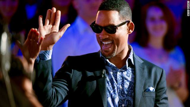 Will Smith on the red carpet slap heard 'round the world