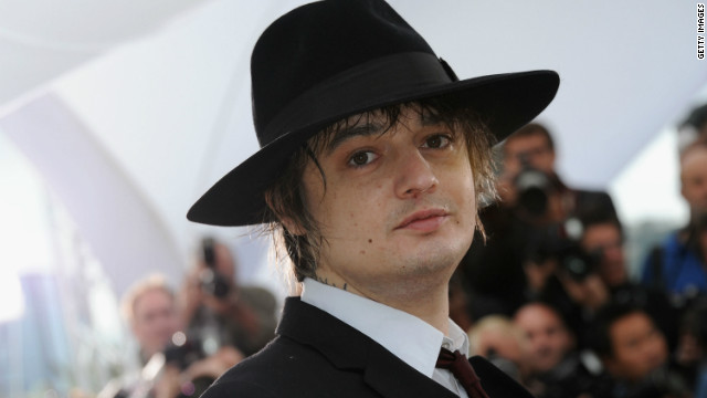 Postcard from Cannes: Pete Doherty makes debut