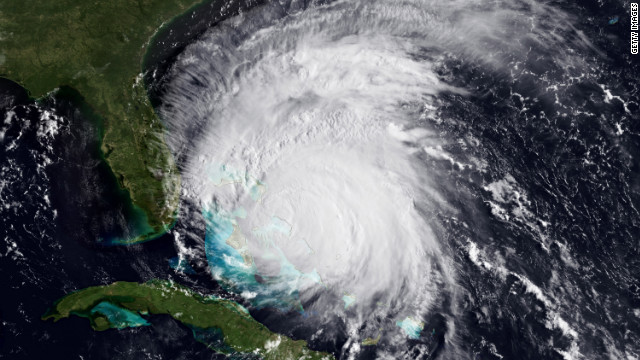 NOAA predicts 4-8 Atlantic hurricanes