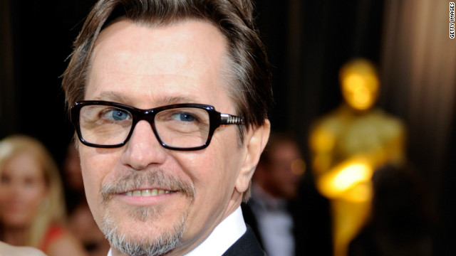 Gary Oldman, who was so remorseful for his remarks about Jewish people and Hollywood in the July issue of Playboy that<a href='http://www.cnn.com/2014/06/26/showbiz/celebrity-news-gossip/gary-oldman-rant-playboy-apology-kimmel/index.html?iref=allsearch'> he apologized twice</a>.