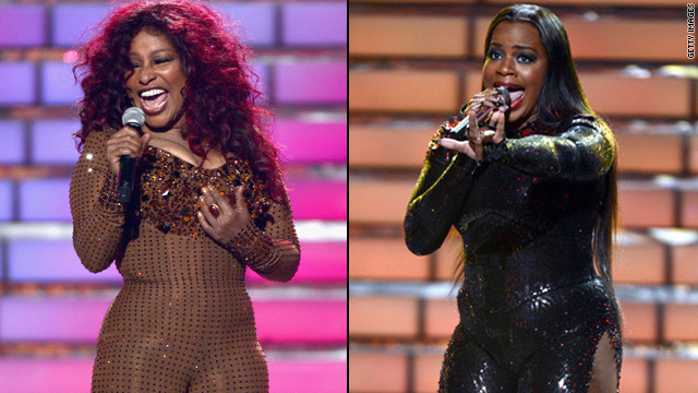 Night of the catsuit on &#039;Idol&#039;: Who wore it best?