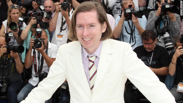 Wes Anderson presented his new film,