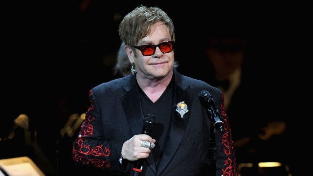 Elton John on how he battled addiction