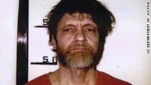 Unabomber lists life sentences as achievement