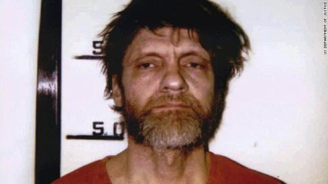 Ted Kaczynski. 