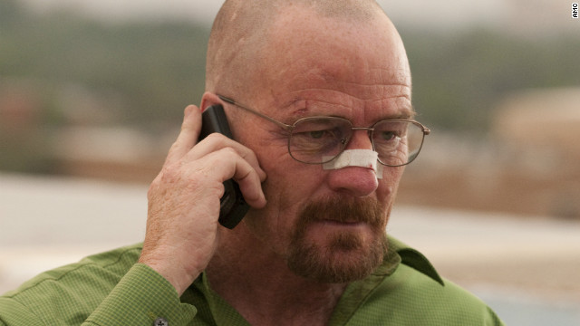 It's your last chance to get your fix of Bryan Cranston as the complex Walter White as the acclaimed drama heads into its final season.