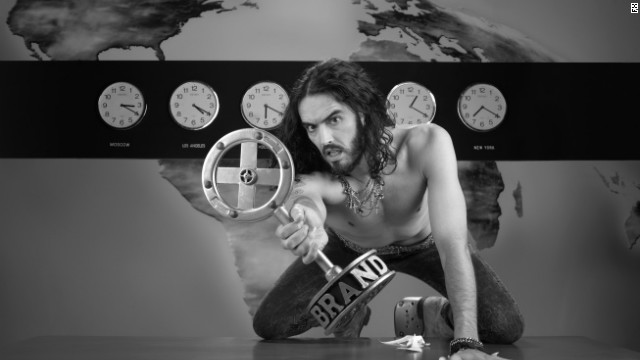 We're expecting at least a few fireworks from this late-night series, with Russell Brand offering his spin on politics, celebrities and world events while interacting with the audience.