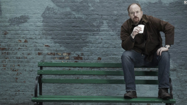 Dealing with daddy issues on 'Louie'
