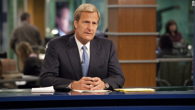Actor Jeff Daniels stars in HBO drama