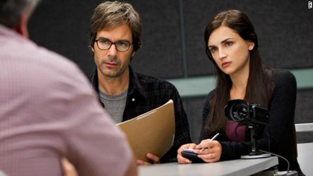 Eric McCormack and Rachael Leigh Cook (of &quot;She's All That&quot; fame) star in this medical drama about a neuroscientist (McCormack) with a unique gift and an FBI agent (Cook) who turns to him for help with difficult cases. 