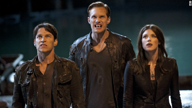 'True Blood': Pam shows her team spirit