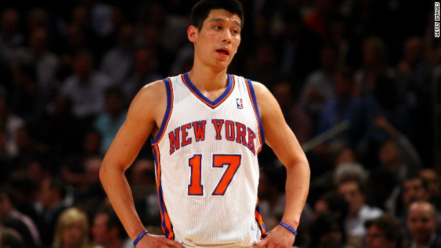 Jeremy Lin has starred in the No.17 shirt for the New York Knicks this season before being hit by injury. The Chinese American has spoken with Michael Chang about their Christian beliefs and wider responsibilities.