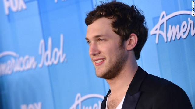 'Idol' winner Phillip Phillips wants you to focus on his music