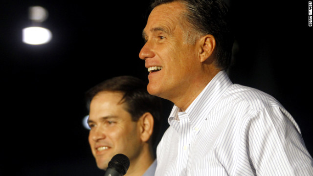 The big tryout: VP possibles playing attack dog for Romney