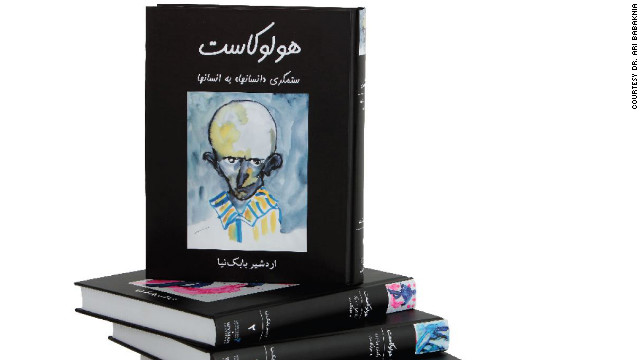 With Holocaust book in Farsi, Iranian-American author plugs a historical hole